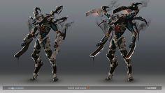 Robot art by rd7