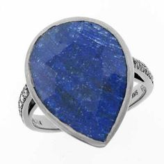 Divorce ring. Zales. #sale #sapphire #trashthedress