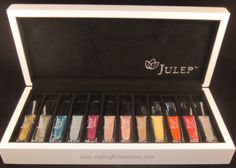 Midnight Manicures: Julep's February Get On The A List Maven Box plus Upgrade