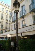Paris, France - Restaurant Drouant Paris - Exquisite fine dining restaurant centrally located close to the Opéra