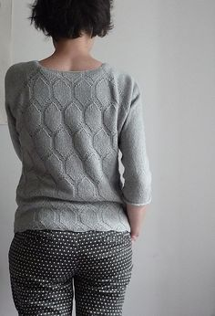 Ravelry: Project Gallery for Sort is pattern by Annette Danielsen ($8)