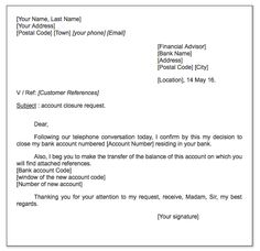 Letter Of Termination An Insurance  HttpExampleresumecvOrg