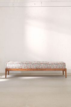 Hopper Daybed - Low/Mid/High: The Best Daybeds and Chaises Furniture Layout, Living Room Furniture, Furniture Design, Furniture Websites, Modular Furniture, Furniture Logo, Pipe Furniture, Street Furniture, Deco Furniture