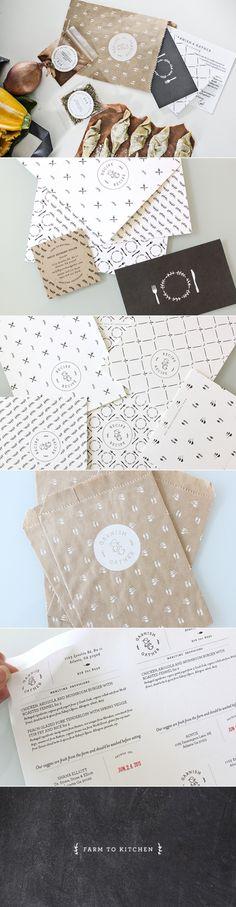 * Garnish Gather / by Stitch Design Co.