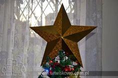 """Gwiazda z papieru - szablon ~ """"URWISKOWO"""""""