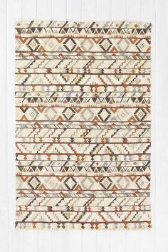Magical Thinking Geo Ceremony Rug $19-$69 Urban Outfitters