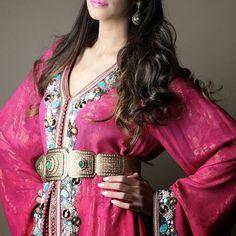 عجبني وإنتو #caftan2015 #fushia #morrocco #international #beauty #elegant #treschic