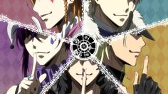 Otome game makers Rejet, music producers Elements Garden and avex have shared a first TV commercial for their fall 2015 original TV anime musical Dance With Devils. Description from otogemeow.wordpress.com. I searched for this on bing.com/images