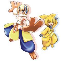 Makuhita & Hariyama