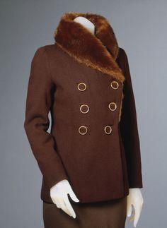 Jacket    Elsa Schiaparelli, 1931-1932    The Philadelphia Museum of Art