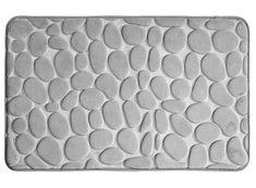 "Metro Décor mDesign Memory Foam Bath Mat, 34"" x 21"""