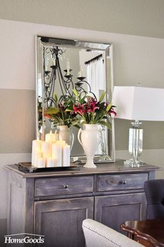 Choosing the right paint color can be intimidating. It's often best to determine your decor first and then draw a shade that's a bit lighter to maintain an airy feeling. Check out this article on the blog for some quick tips.