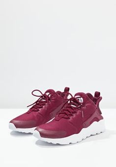 f6dc9d84777 Nike Sportswear AIR HUARACHE RUN ULTRA - Sneaker low - noble red white -  Zalando