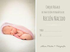 Regala una sesión de Recién Nacido en Barcelona