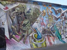 Berlin East Side Gallery 2013