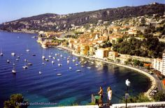 The French Riviera at FranceTravelAndFood.com