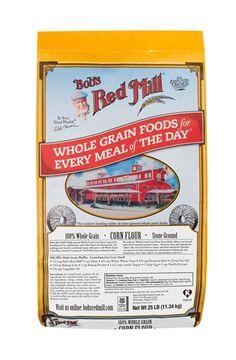 Bobs Red Mill Corn Flour - 25 Lb.