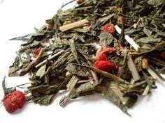 Moc Granatu   Herbaty zielone Herbaty zielone z dodatkami   Sklep Dom Herbat