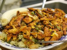 Chicken Suqaar-Sumac