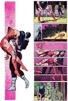 O Mercenário mata Elektra