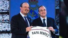 عكس السير بنيتيز : هناك حملة إعلامية ضد ريال مدريد