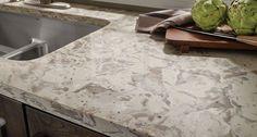 Kitchen Room Scene | Romano White Quartz Countertop page2
