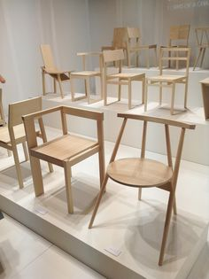 Stockholm Furniture Fair 2013 - Chairs