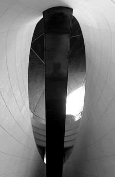 Paul Andreu - National Grand Theatre, Beijing Space Architecture, Architecture Details, Paul Andreu, Beautiful Decoration, Open Window, Geometric Lines, Architectural Elements, Beijing, Interior Ideas