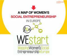 Westart women's social entrepreneurship in Europe map EU women socent social enterprise entrepreneur European Women's Lobby feminist