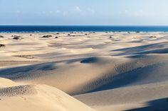 Maspalomas Beach, Gran Canaria, Spain