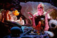 Disney World   Hollywood Studios   Voyage of the Little Mermaid