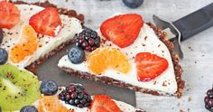 A fantastic healthy dessert that the whole family can enjoy this summer!