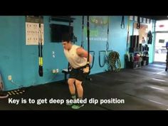 TRX Monday Move | TRX Duo Trainer Muscle Up - YouTube