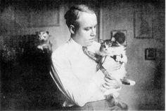 Carl van Vechten - photographer, cat-lover, author