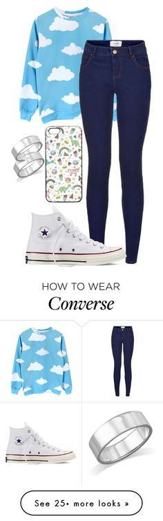 """""""Untitled #227"""" by maya-lm on Polyvore featuring Converse"""