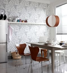 Die 58 besten Bilder von Tapeten in der Küche in 2013   Tapeten ...
