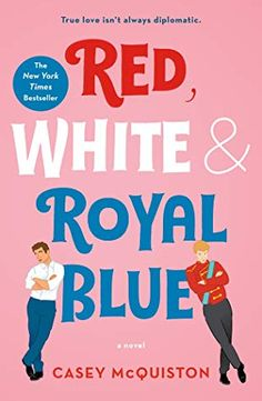 Red, White and Royal Blue is the romance between the First Son of the US and a P… – Abiball Abschlussfeier Baby Shower Erntedankfest (Thanksgiving) Geburtstag Geschenk korb Margaret Mitchell, Good Romance Books, Romance Novels, Beach Reading, Free Reading, Reading Books, Got Books, Books To Read, Blue Bloods