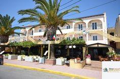 Hotel Mega, Ipsos, Corfu, Grecia Creta, Corfu, Mansions, House Styles, Outdoor Decor, Home Decor, Decoration Home, Manor Houses, Room Decor