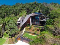 Peter Stutchbury, The Wing House Australia, The Wing House New South Wales, The Wing House Peter Stutchbury - http://architectism.com/wing-house-peter-stutchbury/