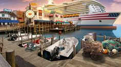 Embark on an awesome cruise of the Americas in Vacation Adventures: Cruise Director! Click the pin to play. Game Background Art, Cruise, Fair Grounds, America, Vacation, Adventure, Play, Awesome, Travel