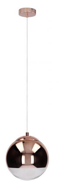 Lampa wisząca GINO 1, miedź