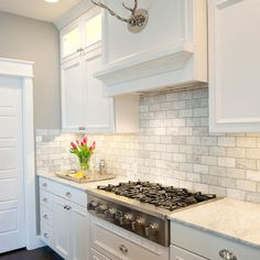 Mill Site House - traditional - kitchen - boise - Judith Balis