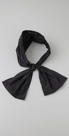 Marc by Marc Jacobs Runway Bows Headband