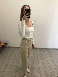 Khaki Pants, Fashion, Moda, Khakis, Fashion Styles, Fashion Illustrations, Trousers