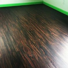 Old Floors After Staining And Refinishing With Minwax Red