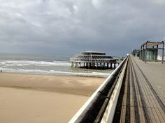 Scheveningen pier & beach,   I spent a lot of time here, walking the dog,  sitting and watching the water, my kids loved it here !!