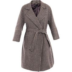 Easy to throw on coat that finishes any outfit.