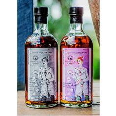 Of all Ichiro's malt card-inspired whiskies, is probably the most sought after. Whiskey Bottle, Vodka Bottle, Japanese Singles, Japanese Whisky, Distillery, Bottles, Alcohol, Inspired, Drinks