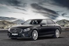 Brabus Is Ready To Customize Your New Mercedes E-Class