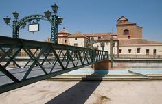 Bridge Puente de Santo Domingo by Jenny Rainbow.Bridge Puente de Santo Domingo in Malaga (Spain) with traditional architecture on background. Urban Photography, Fine Art Photography, Street Photography, Art Prints For Home, Home Art, Different Countries, Andalusia, Bridge, Spain